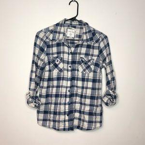 I love H81 Tops - Cute Flannel
